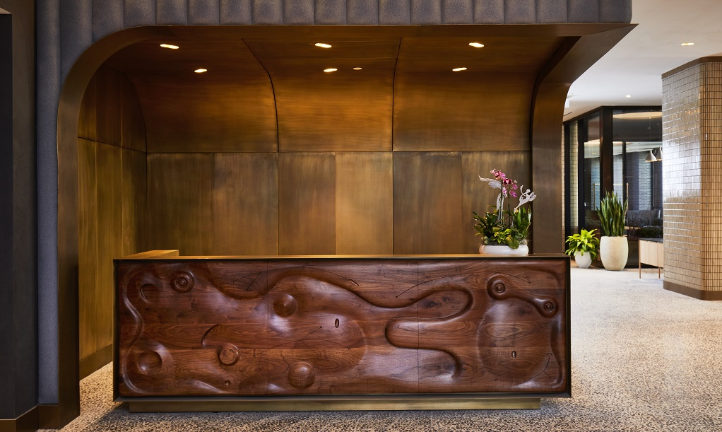 Behind the Design: The Elm Concierge Desk image