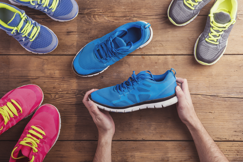 Stock Up on Spring Sneakers From These Bethesda Shoe Stores image